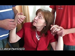 Daddy Gang Bang Granny Mammy Mature Old and Young Teen Whore