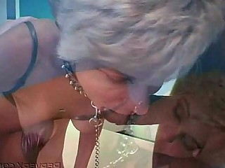 Ass BDSM Blonde Blowjob Big Cock Cumshot Deepthroat Double Penetration