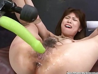 BDSM Crazy Domination Hardcore Japanese Punished Slave