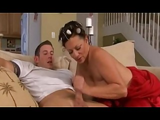 Awesome Blowjob Crazy Cumshot Handjob Hot