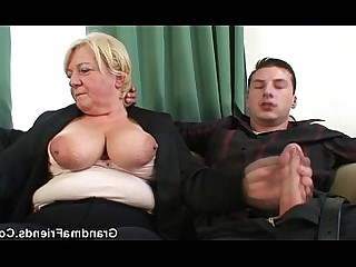 Gang Bang Granny Mammy Mature Old and Young Teen Whore