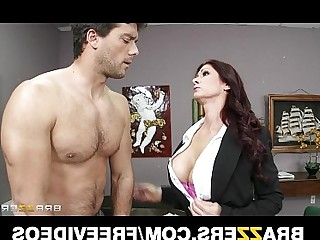 Big Tits Big Cock Deepthroat Hardcore Hot MILF Office Oral