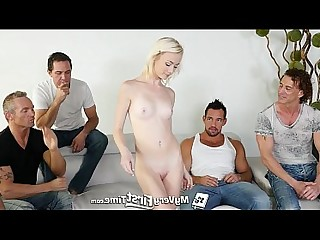 Blonde Blowjob Cumshot First Time Gang Bang Hardcore HD Hot