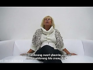 Blonde Blowjob Casting Fuck Granny Mature POV Really