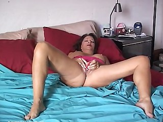 Amateur Boss Brunette Cougar Housewife Juicy Mammy Masturbation