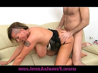 Blowjob Boobs Casting Cumshot Hot Mature MILF Orgasm