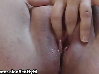 Close Up Friends Girlfriend Kitty Little Orgasm Pussy Wet