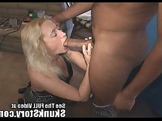 Blonde Big Cock Cumshot Fuck Hot Huge Cock Interracial MILF