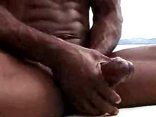 Black Big Cock Exotic Solo