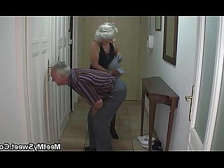 BDSM Couple Fuck Mammy Mature Seduced Teacher Teen