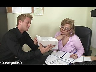 Granny Hot Housewife Mammy Mature Office Old and Young Teen